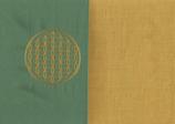 Energiekissen Mintgrün + Ockergelb