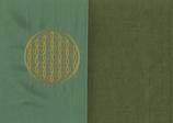 Energiekissen Mintgrün + Moosgrün