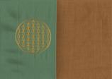 Energiekissen Mintgrün + Hellrost