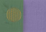 Energiekissen Mintgrün + Flieder