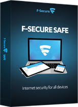 F-Secure Internet Security SAFE - 1 Gerät