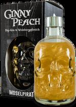 Moselpirat Ginny Peach - Gin mit Rotem Weinbergspfirsich