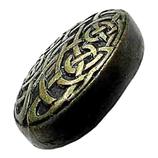 """Zierniete """"Keltischer Knoten"""" oval"""