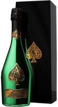"Armand De Brignac Green Bottle ""Masters"" Champagner"