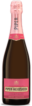Piper-Heidsieck Rosè Sauvage Champagner