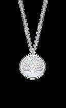 Kette Lebenbaum Silber