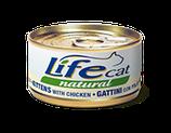 LIFE CAT KITTEN 70G