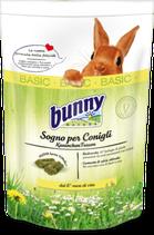 Sogno per Conigli BASIC - Mangime completo per Conigli nani dal 6° mese di vita