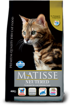 MATISSE NEUTERED CAT POLLO 1,5KG