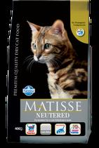 MATISSE NEUTERED CAT POLLO 1,5KG