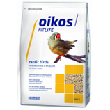 oikos fitlife exotic birds 600g