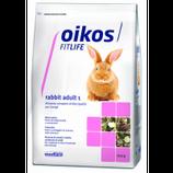 oikos fitlife Rabbit Adult 1 Mantenimento Plus 600g