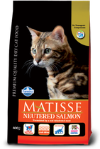 MATISSE NEUTERED CAT SALMONE 1,5KG