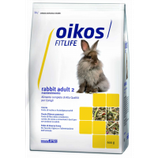 oikos fitlife Rabbit Adult 2 Mantenimento 600g
