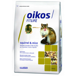 oikos fitlife squirrel & mice 600g