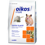 oikos fitlife Hamster & Gerbil 600g
