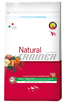 natural trainer adult medium - 4 differenti gusti