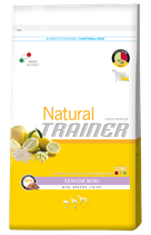 natural trainer senior mini