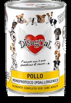 DISUGUAL - MONOPROTEICO POLLO - 6 X 400G