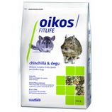 oikos fitlife Chinchilla & Degu 600g