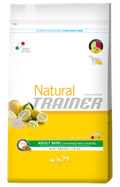 natural trainer adult mini - 4 differenti gusti