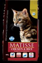 MATISSE ADULT CAT POLLO & RISO 1,5KG