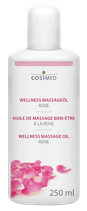 Wellness Massageöl Rose