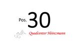 30 Auspuff Endrohr