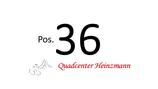 36 Gummipolster