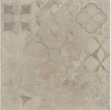 59x59 cm Baikal Bege Decorado Gres Porcellanato