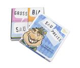 Saupreiss - Memory Spiel mit 40 Karten