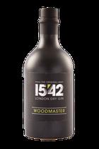 1542 Woodmaster, 0.5 ltr, 42%