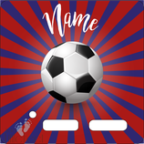 Fussball ( alle Vereinsfarben möglich)