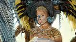 Maya Prinzessin. POR10_Papier.