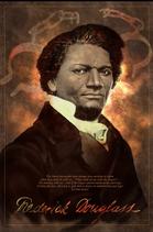Frederick Douglass. POR03_Papier.