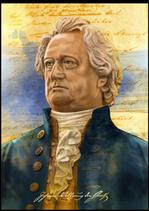 Johann Wolfgang von Goethe_Papier. POR05.