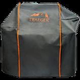 Traeger Allwetter-Abdeckhaube für Timberline 1300 mit Logo