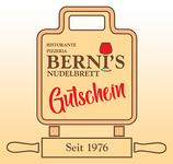 Berni's Nudelbrett Verzehrgutschein