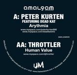 Peter Kurten Featuring Dead Kat / Throttler – Arythmia / Human Value