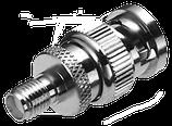 Adapter SMA-Buchse auf BNC-Stecker