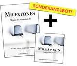 "Bundle Audio-CD & Notenbuch ""MILESTONES - Works for piano vol. II"""