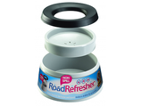 Hundenapf Road Refresher™ grau gross 1.4 L