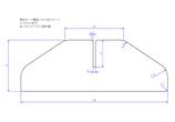 飛沫ガード透明樹脂パネルスタンド 標準タイプ(2個セット)