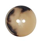 Polyesterknopf 2-Loch, 23 mm