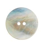 Perlmuttknopf, 2-Loch, 12 mm