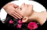 Gesichts- und Kopfmassage