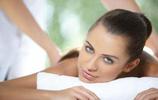 Aroma-Rückenmassage