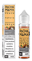 Peach, Papaya, Coconut, Cream, 50ml