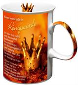 Tasse Königswürde
