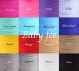 Choix de la couleur du fil
